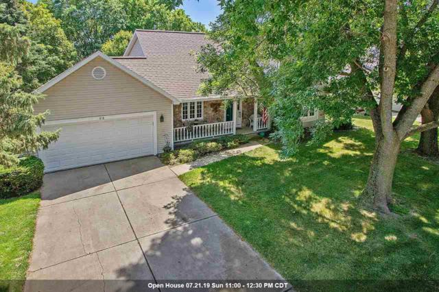 810 Maryann Lane, Green Bay, WI 54313 (#50207251) :: Todd Wiese Homeselling System, Inc.