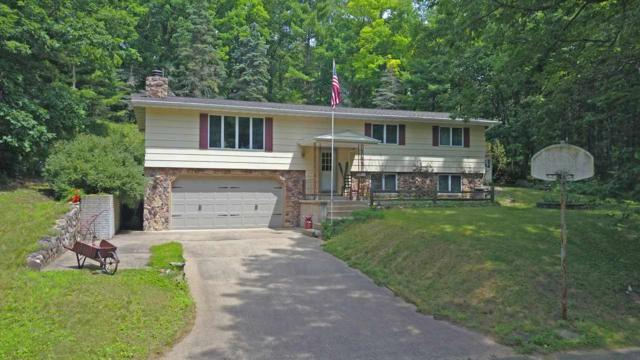 W5423 Sunset Drive, Wild Rose, WI 54984 (#50207314) :: Todd Wiese Homeselling System, Inc.