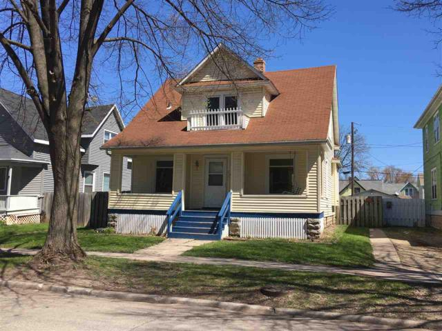 830 Howard Street, Green Bay, WI 54303 (#50207402) :: Dallaire Realty