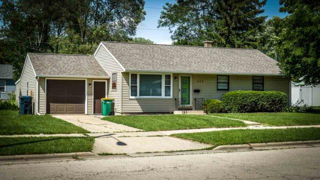 235 19TH Street, Fond Du Lac, WI 54935 (#50207417) :: Dallaire Realty