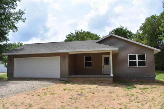629 S Thomas Street, Westfield, WI 53964 (#50207418) :: Todd Wiese Homeselling System, Inc.