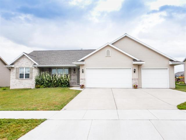910 Barronwood Drive, Green Bay, WI 54311 (#50207421) :: Dallaire Realty