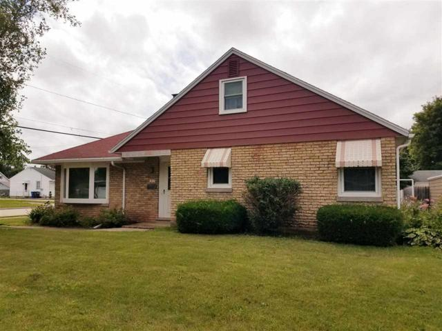 1857 Iowa Street, Oshkosh, WI 54902 (#50207425) :: Dallaire Realty