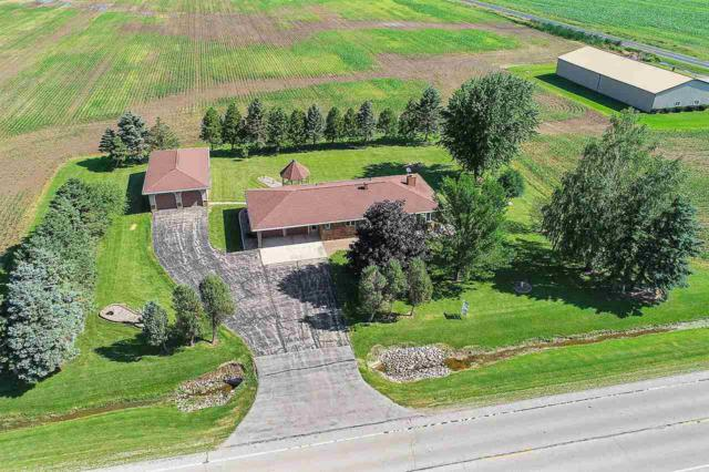 W2728 Hwy B, Hilbert, WI 54129 (#50207452) :: Dallaire Realty