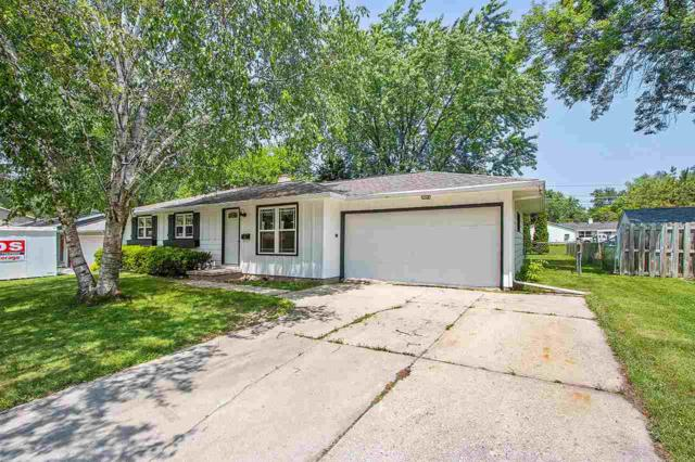 1841 Juniper Drive, Green Bay, WI 54302 (#50207467) :: Dallaire Realty