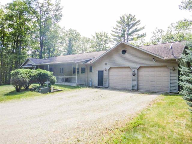 N5140 43RD Road, Pound, WI 54161 (#50207500) :: Dallaire Realty