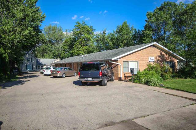 570 Mill Street, Green Lake, WI 54941 (#50207580) :: Todd Wiese Homeselling System, Inc.