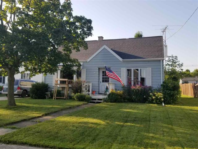 328 Mill Street, Reedsville, WI 54230 (#50207673) :: Dallaire Realty
