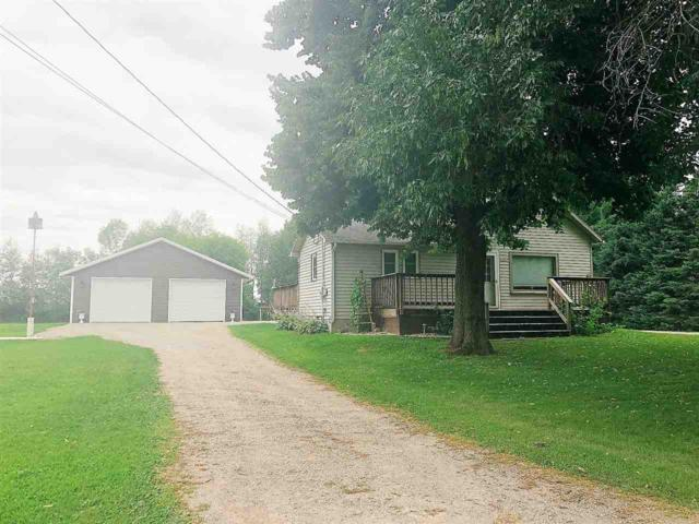 N4821 Center Street, Krakow, WI 54137 (#50207780) :: Todd Wiese Homeselling System, Inc.