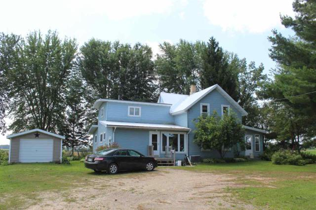 N4298 Spruce Road, Shawano, WI 54166 (#50207790) :: Todd Wiese Homeselling System, Inc.