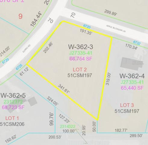 Elmro Road, Greenleaf, WI 54126 (#50207821) :: Dallaire Realty