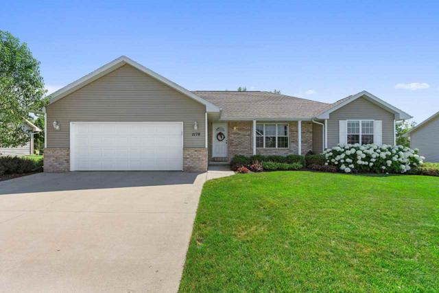 1176 Lansdale Circle, De Pere, WI 54115 (#50207857) :: Todd Wiese Homeselling System, Inc.