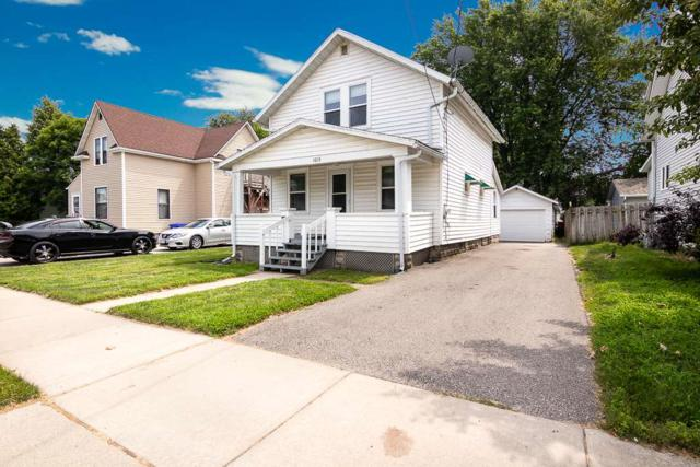 1015 W Packard Street, Appleton, WI 54914 (#50207891) :: Dallaire Realty