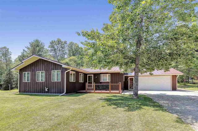 N15051 Northwoods Lane, Athelstane, WI 54104 (#50207936) :: Todd Wiese Homeselling System, Inc.