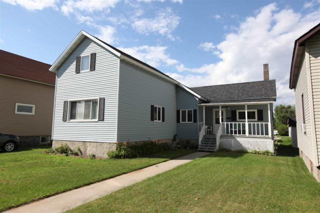 708 Terrace Avenue, Marinette, WI 54143 (#50208234) :: Todd Wiese Homeselling System, Inc.