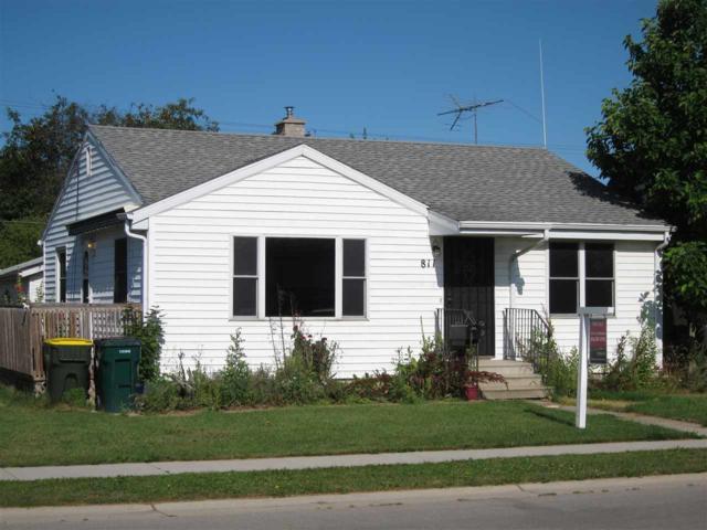 811 1ST Street, Kewaunee, WI 54216 (#50208288) :: Todd Wiese Homeselling System, Inc.