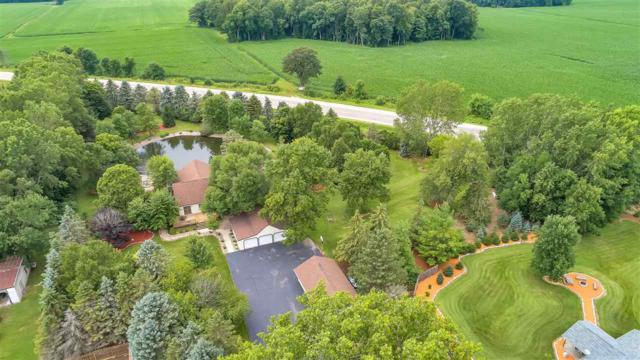 W3908 Adolph Road, Black Creek, WI 54106 (#50208383) :: Todd Wiese Homeselling System, Inc.