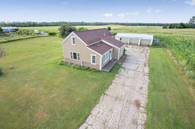 E3291 Townline Road, Kewaunee, WI 54216 (#50208439) :: Dallaire Realty