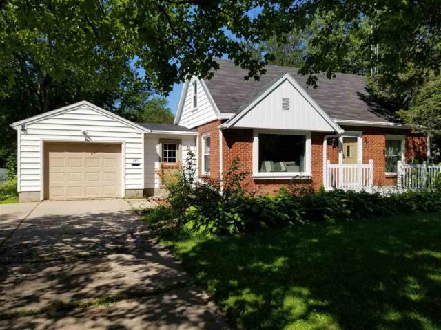 349 N Wisconsin Street, Berlin, WI 54923 (#50208458) :: Todd Wiese Homeselling System, Inc.