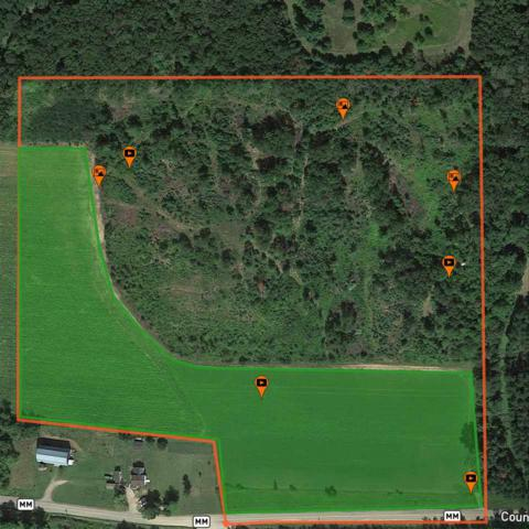 Hwy Mm, Iola, WI 54945 (#50208523) :: Dallaire Realty