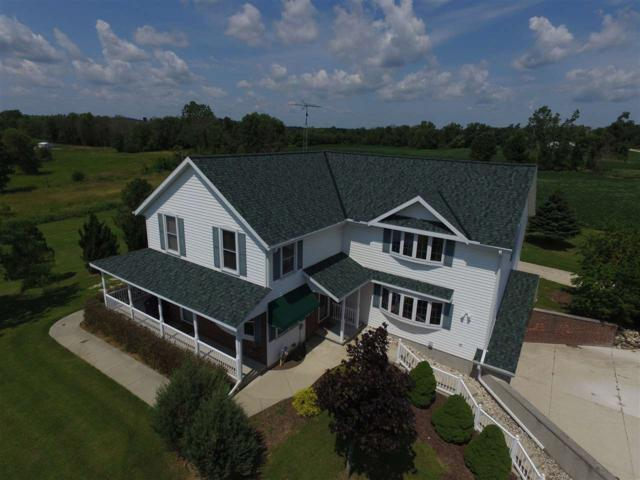 W1019 Hwy B, Campbellsport, WI 53010 (#50208614) :: Dallaire Realty