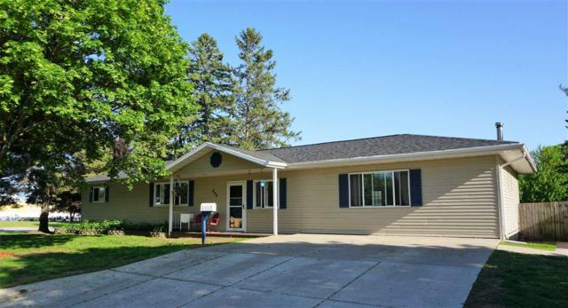 448 Center Street, Oconto, WI 54153 (#50208907) :: Todd Wiese Homeselling System, Inc.