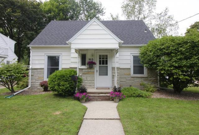 915 N Gillett Street, Appleton, WI 54914 (#50208966) :: Symes Realty, LLC