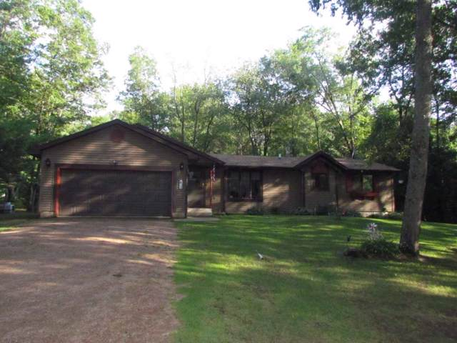 W2037 Blue Heron Lane, Keshena, WI 54135 (#50210676) :: Dallaire Realty