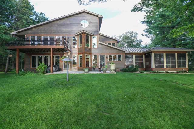 N2185 Butternut Road, Waupaca, WI 54981 (#50210742) :: Dallaire Realty