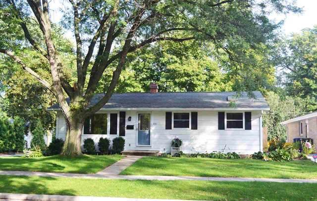 636 N Michigan Street, De Pere, WI 54115 (#50210774) :: Symes Realty, LLC
