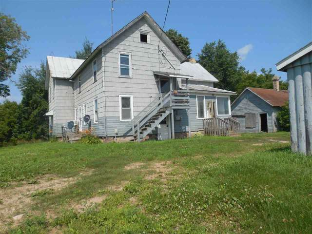 W11840 Hwy 29, Shawano, WI 54166 (#50210815) :: Todd Wiese Homeselling System, Inc.