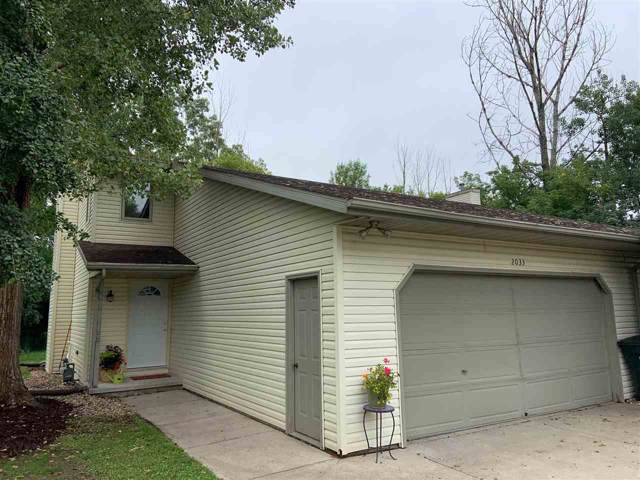 2033 Hilltop Drive, Green Bay, WI 54313 (#50210832) :: Todd Wiese Homeselling System, Inc.
