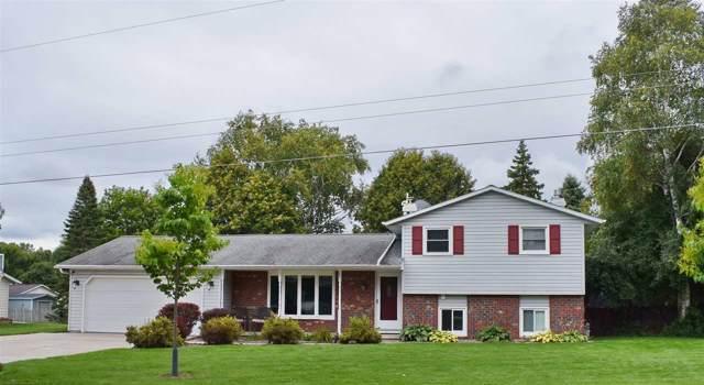 1251 Carole Lane, Green Bay, WI 54313 (#50210841) :: Todd Wiese Homeselling System, Inc.