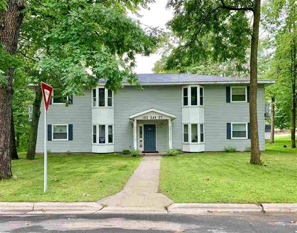 102 Oak Court, Shawano, WI 54166 (#50210860) :: Todd Wiese Homeselling System, Inc.