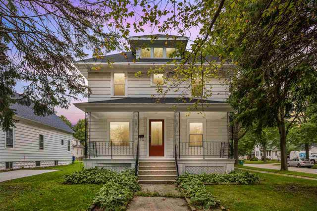 800 10TH Avenue, Green Bay, WI 54303 (#50210892) :: Todd Wiese Homeselling System, Inc.