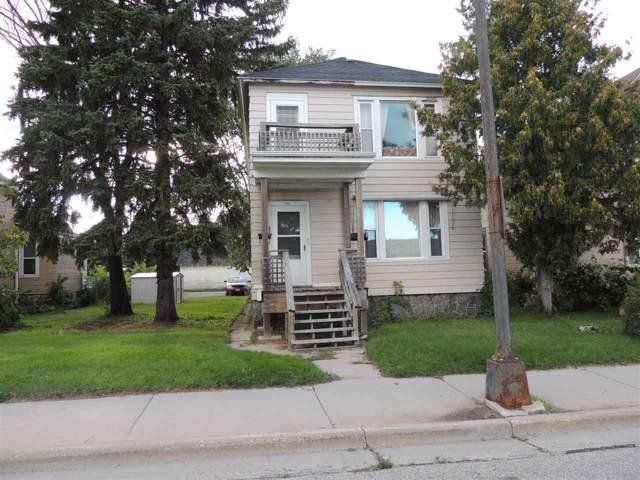 833 Pierce Avenue, Marinette, WI 54143 (#50210942) :: Dallaire Realty