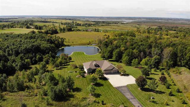 W4001 Hwy 49, Brownsville, WI 53006 (#50210948) :: Todd Wiese Homeselling System, Inc.