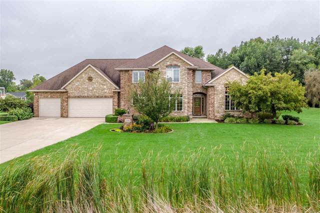 3095 Pepperridge Drive, De Pere, WI 54115 (#50210957) :: Todd Wiese Homeselling System, Inc.