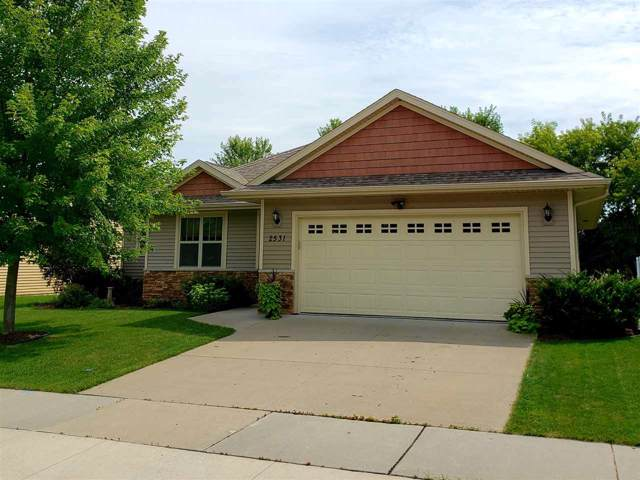 2531 Stone Meadows Trail, Green Bay, WI 54313 (#50210968) :: Symes Realty, LLC