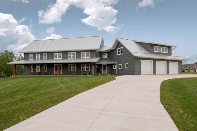 W4214 Champagne Court, Appleton, WI 54913 (#50210970) :: Dallaire Realty