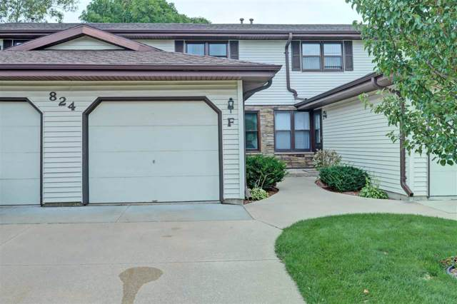 824 S Westhaven Place F, Appleton, WI 54914 (#50210972) :: Dallaire Realty