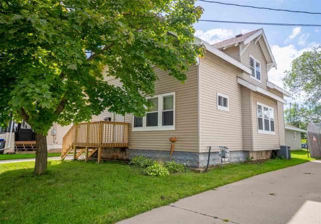 406 Monroe Street, Neenah, WI 54956 (#50210977) :: Todd Wiese Homeselling System, Inc.