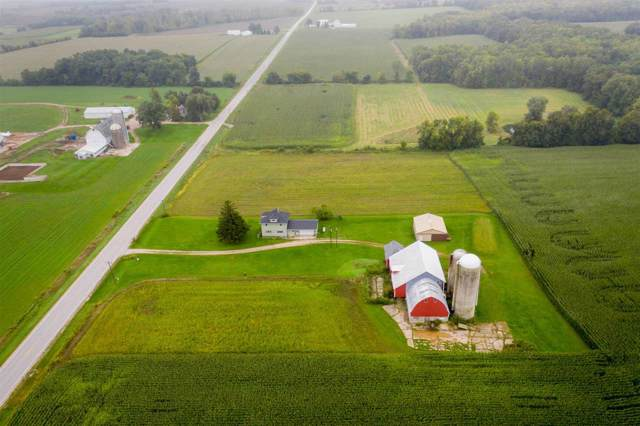 N2963 Hwy C, Chilton, WI 53014 (#50211011) :: Todd Wiese Homeselling System, Inc.