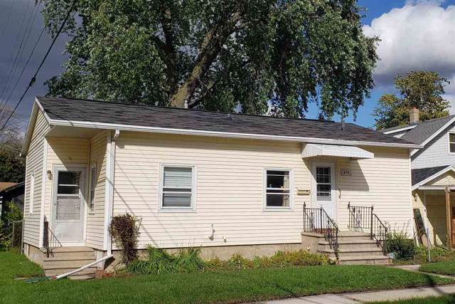 878 Franklin Street, Green Bay, WI 54302 (#50211053) :: Dallaire Realty