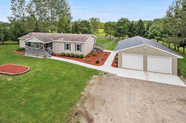 5915 Hwy J, Oconto, WI 54153 (#50211054) :: Dallaire Realty