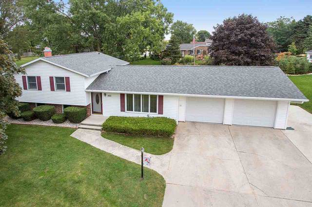1102 6TH Street, Kewaunee, WI 54216 (#50211062) :: Dallaire Realty