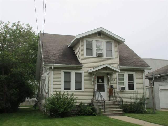 820 N Broadway Street, Green Bay, WI 54303 (#50211080) :: Symes Realty, LLC