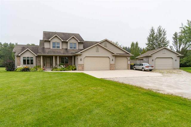 3387 Voyager Drive, Neenah, WI 54956 (#50211090) :: Dallaire Realty