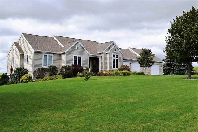 N6598 Loehr Road, Fond Du Lac, WI 54937 (#50211106) :: Dallaire Realty