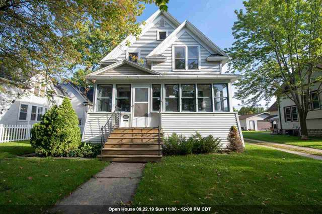 604 1ST Street, Menasha, WI 54952 (#50211159) :: Todd Wiese Homeselling System, Inc.